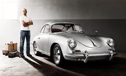 Porsche 356 был первой серийной моделью компании Porsche. Автомобили 356 производились с 1959 по 1963 год